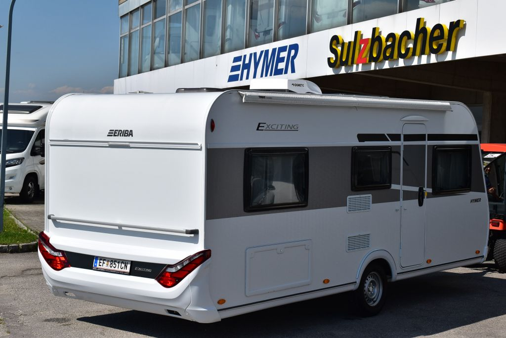 Bild 1: Hymer Eriba Exciting 495